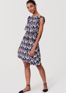 Blossom Tall Flutter Dress