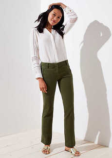LOFT Bootcut Girlfriend Chinos in Marisa Fit