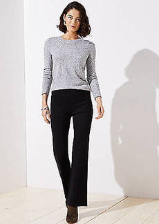 LOFT Bootcut Leggings in Ponte