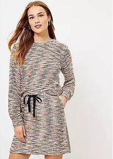 LOFT Boucle Sweatshirt