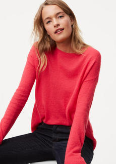 LOFT Boyfriend Sweater