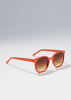 LOFT Bright Square Sunglasses