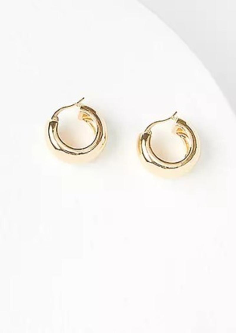 LOFT Bubble Hoop Earrings