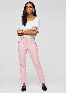 LOFT Button Pocket Riviera Pants in Julie Fit