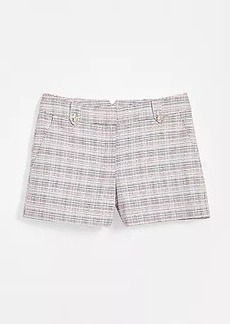 LOFT Button Tab Riviera Shorts with 4 Inch Inseam