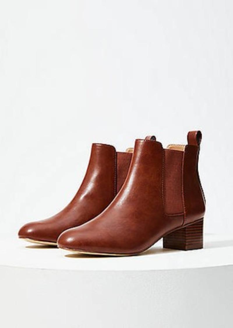 LOFT Chelsea Ankle Boots