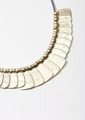 LOFT Coastal Disc Necklace