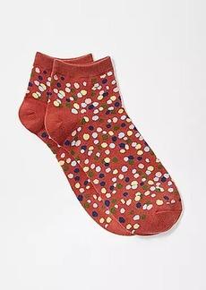 LOFT Confetti Ankle Socks