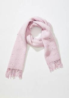 LOFT Confetti Blanket Scarf