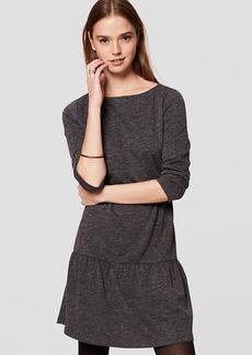 Cozy Flounce Dress