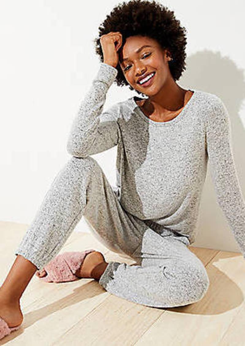 LOFT Cozy Pajama Set