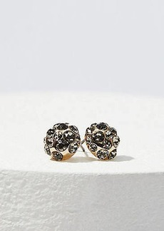 LOFT Crystal Dot Stud Earrings
