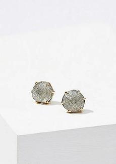 LOFT Crystal Stud Earrings