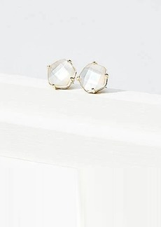 LOFT Crystal Stud Earrings