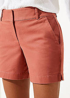 LOFT Curvy Riviera Shorts with 6 Inch Inseam