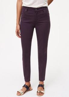 Curvy Unpicked Skinny Ankle Jeans
