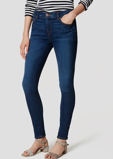 Denim Leggings in Dark Authentic Indigo Wash