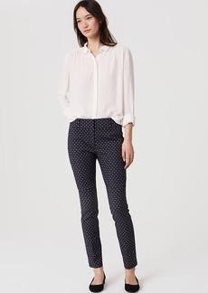 LOFT Diamond Essential Skinny Ankle Pants in Marisa Fit