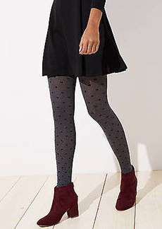 LOFT Dot Tights