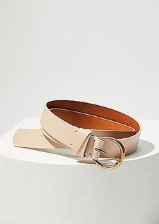 LOFT Double Closure Belt