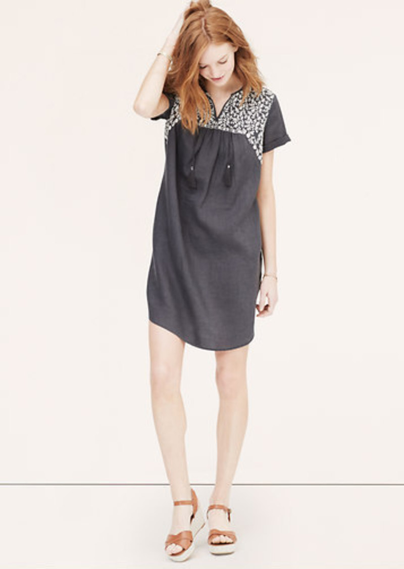 Loft Lou And Grey Dress