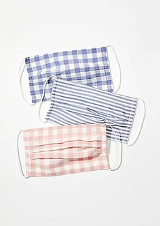 LOFT Face Masks - Set of 3