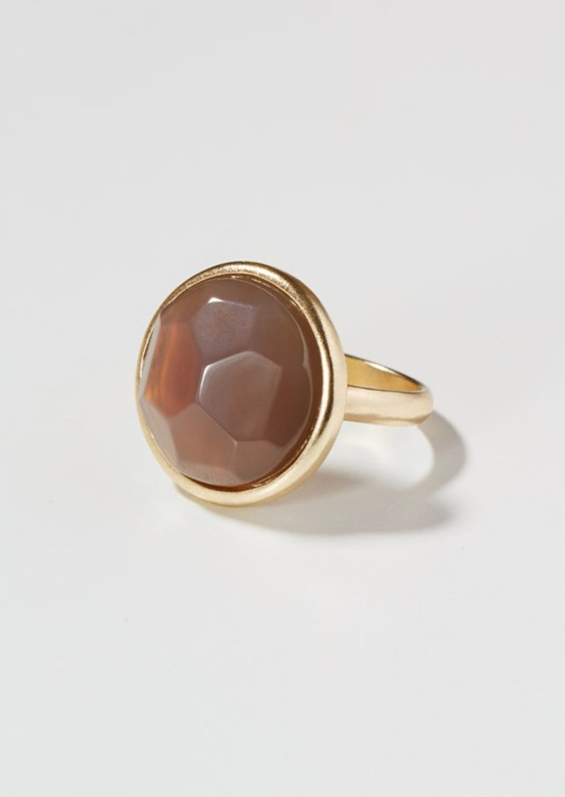 LOFT Faceted Cocktail Ring