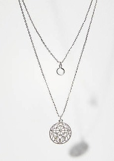 LOFT Filigree Layered Necklace