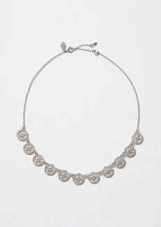 LOFT Filigree Necklace