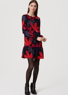 Fleur Flounce Dress