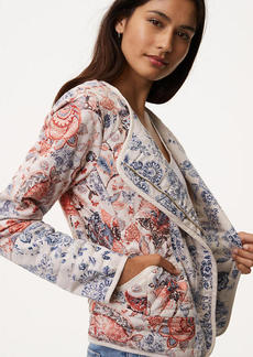 Floral Patchwork Jacket