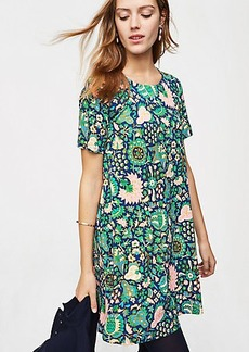 Floriculture Swing Dress