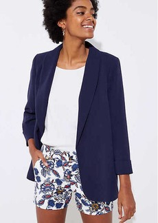 LOFT Fluid Open Blazer