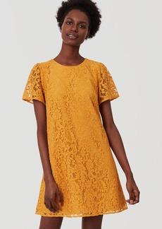 Flutter Lace Dress