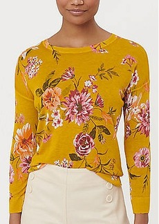 LOFT Garden Drop Shoulder Sweater
