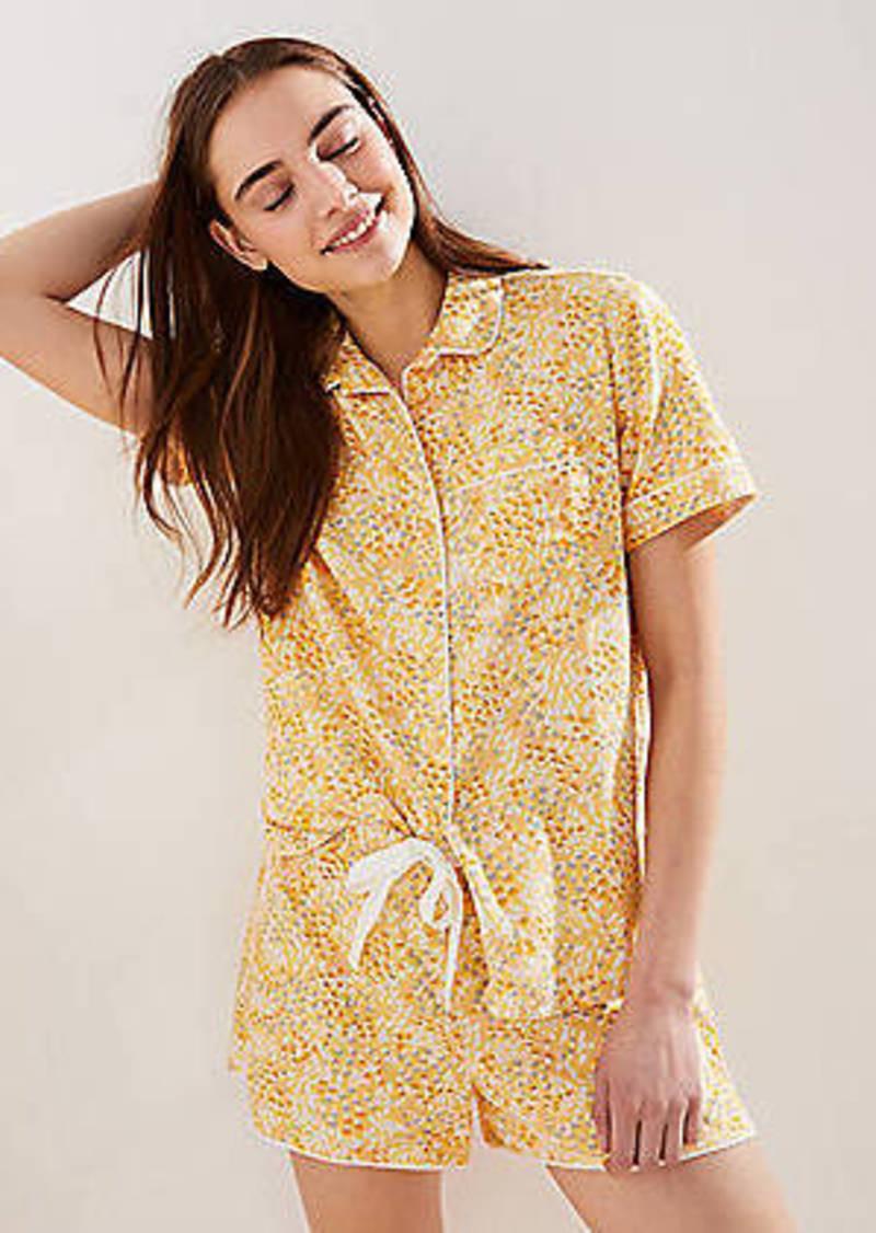 Garden Pajama Set