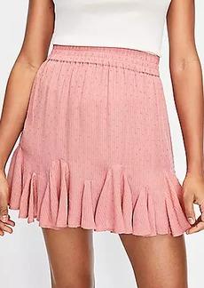 LOFT Godet Pull On Skirt