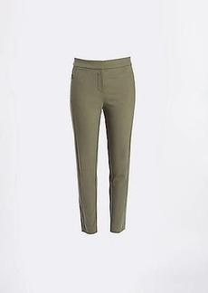 LOFT High Waist Skinny Crop Pants