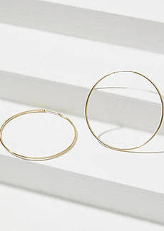 LOFT Hoop Earrings