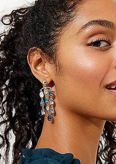 LOFT Icy Drop Earrings