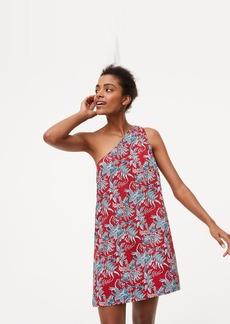 Iris One Shoulder Dress