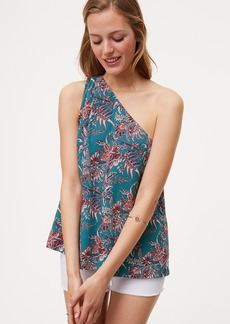 Iris One Shoulder Top