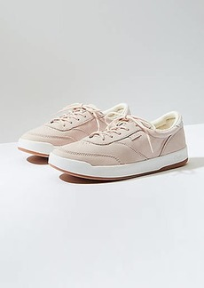 LOFT Keds Match Point Nubuck Sneakers