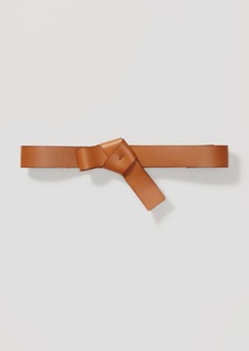 LOFT Knot Belt