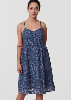 LOFT Lace Cami Dress