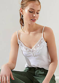 LOFT Lace Clean Cami