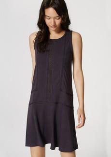 Lacy Drop Waist Dress