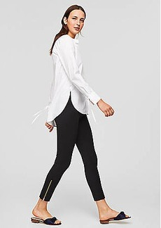 LOFT Leggings in Ankle Zip Bi-Stretch