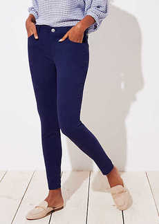 LOFT Leggings in Brushed Sateen in Julie Fit