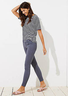 LOFT Leggings in Brushed Sateen in Marisa Fit